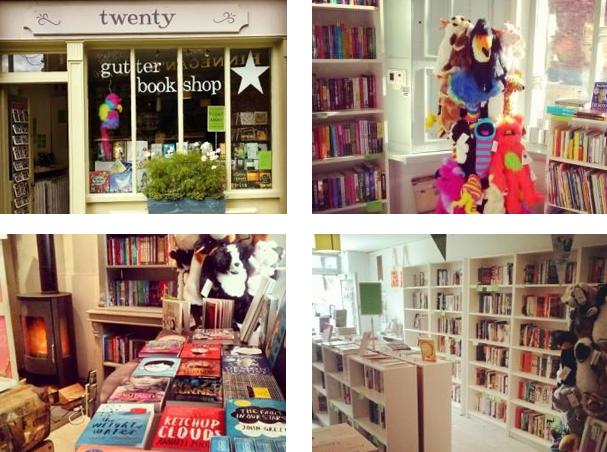 gutter bookshop dalkey dublin ireland
