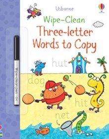 Bingham Wipe Clean Three Words To Copy