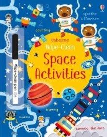 Robson Wipe Clean Space Activities