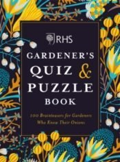 Akeroyd Moore RHS Gardeners Quiz And Puzzle Book
