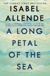 Allende Long Petal Of The Sea