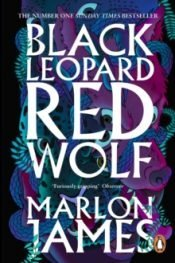 James Black Leopard Red Wolf