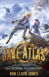 Jones Jake Atlas and the Quest for the Crystal Mountain
