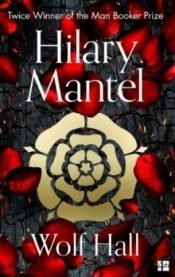 Mantel Wolf Hall