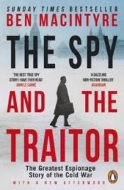 McIntyre The Spy And The Traitor