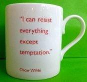 mug temptation red