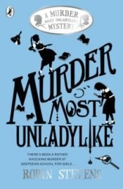 Stevens Murder Most Unladylike