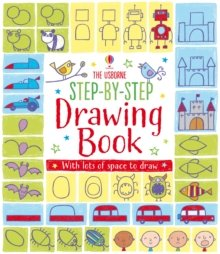 Watt Step By Step Drawing Book
