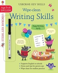 Young Wipe Clean Writing Skills 7-8