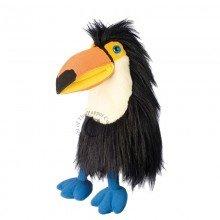 Large Birds Toucan Orange-Billed Puppet
