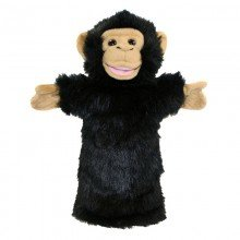 Long Sleeved Chimp Puppet