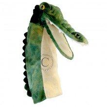 Long Sleeved Crocodile Puppet