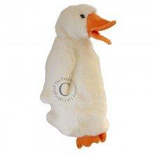 Long Sleeved Duck White puppet