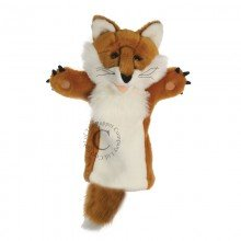 Long Sleeved Fox Puppet