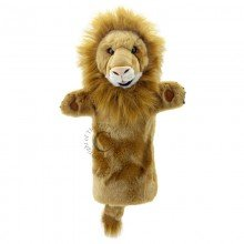 Long Sleeved Lion Puppet