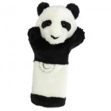 Long Sleeved Panda Puppet