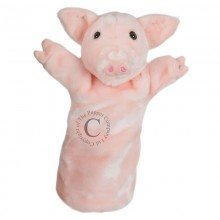 Long Sleeved Pig Puppet
