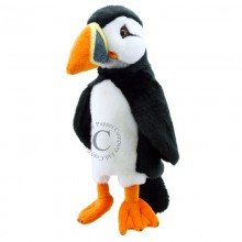 Long Sleeved Puffin Puppet