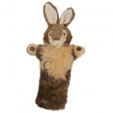 Long Sleeved Rabbit Wild Puppet