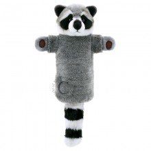 Long Sleeved Racoon Puppet
