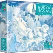 Snow Queen Usborne Book and Jigsaw