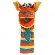 Sockettes Mango Puppet