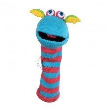Sockettes Scorch Puppet