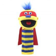 Sockettes Zap puppet