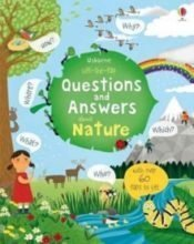 Daynes Lift-The-Flap Questions and Answers about Nature