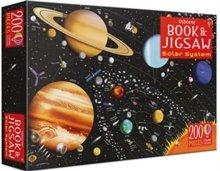 Solar system Book And Jigsaw