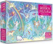 Unicorns Usborne Book and Jigsaw