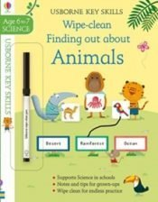 Watson Wipe-Clean Finding Out About Animals 6-7