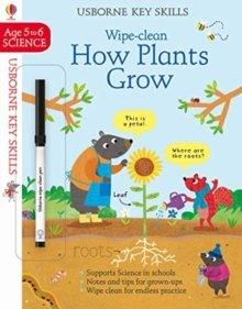 Watson Wipe-Clean How Plants Grow 5-6