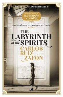 zafon labyrinth spirits