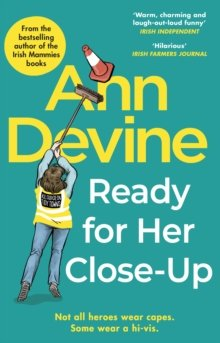 ORegan Ann Devine Ready for Her Close-Up