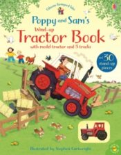 amery doherty Poppy and Sams Wind-Up Tractor Book