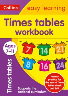 collins times tables