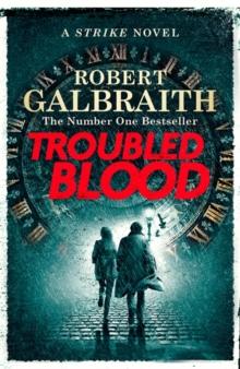 galbraith troubled