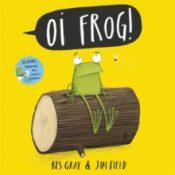 gray Oi Frog