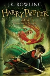 rowling Harry Potter and the Chamber of Secrets