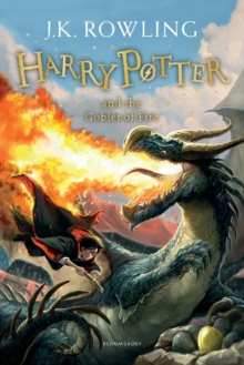 rowling Harry Potter and the Goblet of Fire