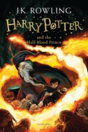 rowling Harry Potter and the Half-Blood Prince