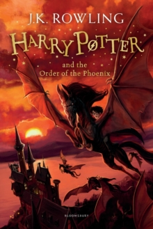 rowling Harry Potter and the Order of the Phoenix
