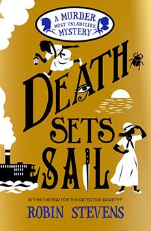 stevens death sets sail murder most unladylike