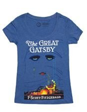 t-shirt skinny great gatsby womens