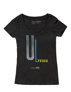t-shirt ulysses womens skinny