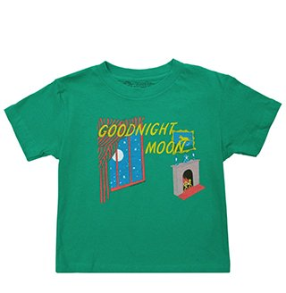 t-shirt kids goodnight moon