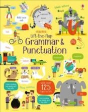 bryan usborne Lift-the-Flap Grammar and Punctuation