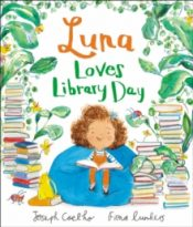 coelho Luna Loves Library Day