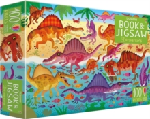 dinasaurs book jigsaw smith